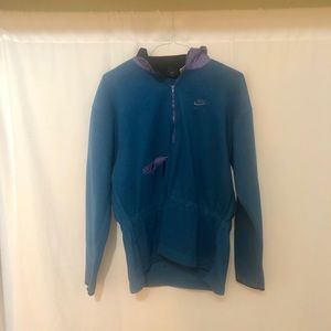 Women's vintage Nike workout jacket